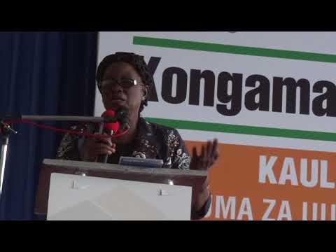 Tanzania Nursing and Midwifery Scientific Conference