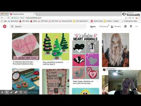 Pinterest Tutorial for Teaching thumbnail
