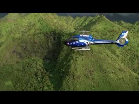 Deluxe Kauai Helicopter Ride - Video