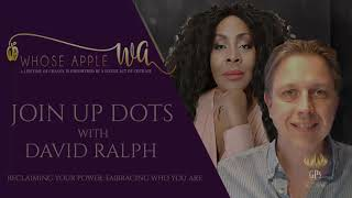 Join Up Dots Interview-Embracing Who You Are (2019)