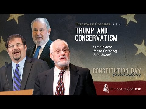 Trump and Conservatism - Constitution Day Celebration