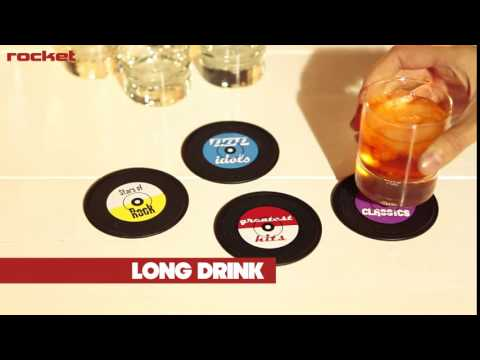 The Best Musical Gift - Set of 4 Coasters