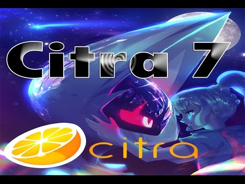 3ds font how to get hack citra