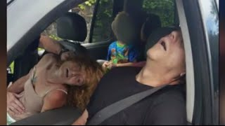 Adults Overdose On Heroin With Kid In Car [GRAPHIC IMAGES]