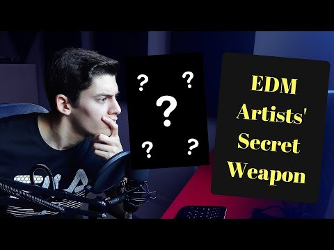 EDM Artists' Secret Weapon - Tutorial
