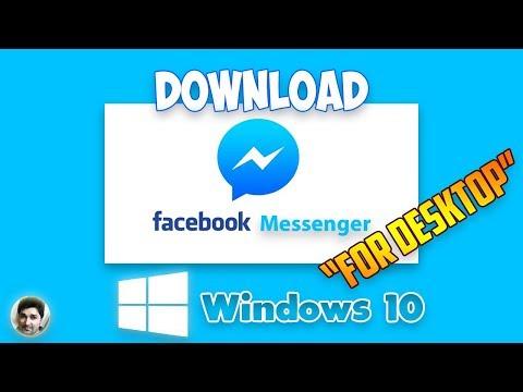 Get Facebook Messenger App On Windows 10 -  Microsoft Store