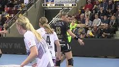 Handball // EHF-Cup: SG BBM Bietigheim vs. Herning-Ikast Handbold