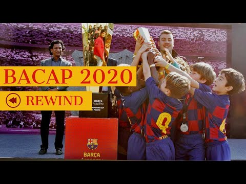 Barca Academy Cup Asia Pacific 2020: Covered by SportVot