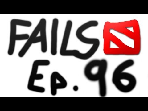 Dota 2 Fails of the Week - Ep. 96