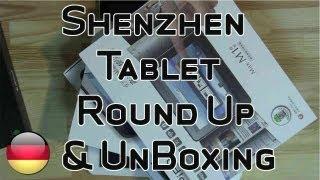 5 neue China Tablets in der Uebersicht