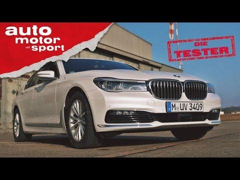 BMW 740i: Vom WLTP in die Rente geschickt -  Die Tester   auto motor und sport