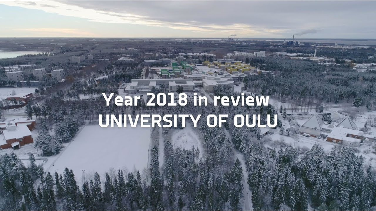 Jobs at University of Oulu - Academic Positions