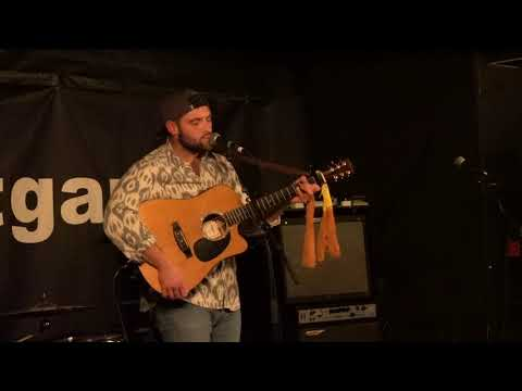 Josh Newell-Brown performs Shine at Sumday