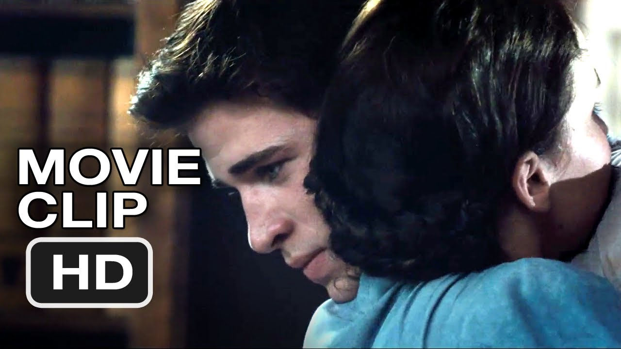 Hunger Games #5 Movie CLIP - Katniss Says Goodbye to Gale (2012) HD ...