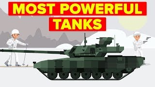 Top 10 Most Powerful Tanks