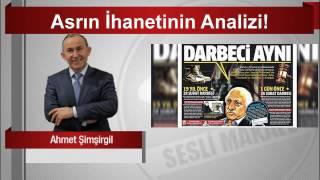 Prof.Dr. Ahmet Şimşirgil   Asrın İhanetinin Analizi!