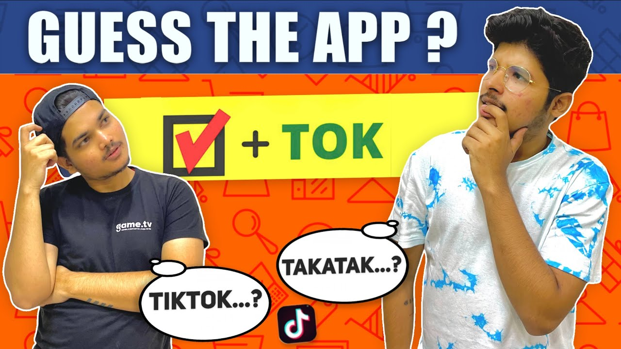 Guess The App By Emojis || ▶️ + 🏪|| New Emoji Challenge 99% Fail - Two Side Gamers #1