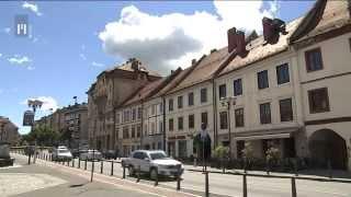 Sledi: Maribor - Mesto, hiše, ljudje | TV Maribor 21.5.2014