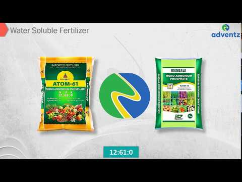 What Are Water Soluble Fertilizers?