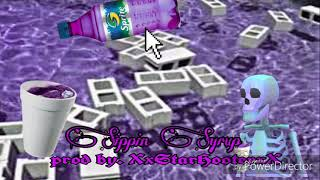 """Old School/New School type beat   """"Sippin Syrup""""- prod by. XxStarHooterxX"""