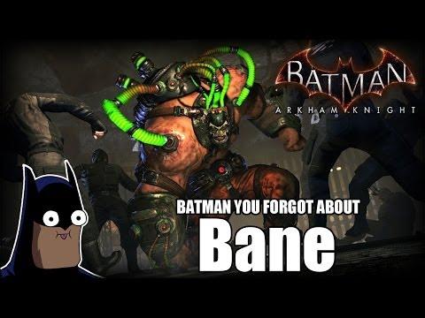 Batman You Forgot About Bane #15 (Batman Arkham Knight)  