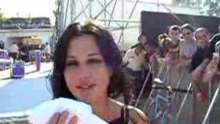 Cristina Scabia at Lorca Rock 2005 18th June