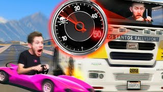 TOP SPEED ONLY CHALLENGE! | GTA5