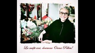 Doamna Oana Pellea: Dacă dăruiești bucurie, vine înapoi
