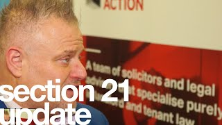 Exclusive - Section 21 up-date - direction of travel of consultation