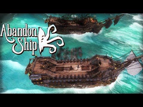 НА АБОРДАЖ! - ABANDON SHIP