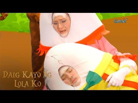 Daig Kayo Ng Lola Ko: Humpty Dumpty learns his lesson