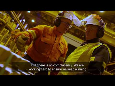 Rio Tinto 2017 annual results | Chief executive J-S Jacques