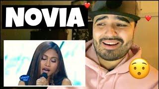 Reacting to NOVIA - DESERT ROSE (Sting ft. Cheb Mami) - SPEKTA SHOW TOP 10 - Indonesian Idol 2020