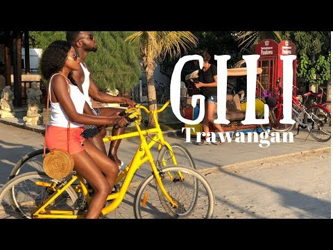 What they DON'T show you about Gili T!