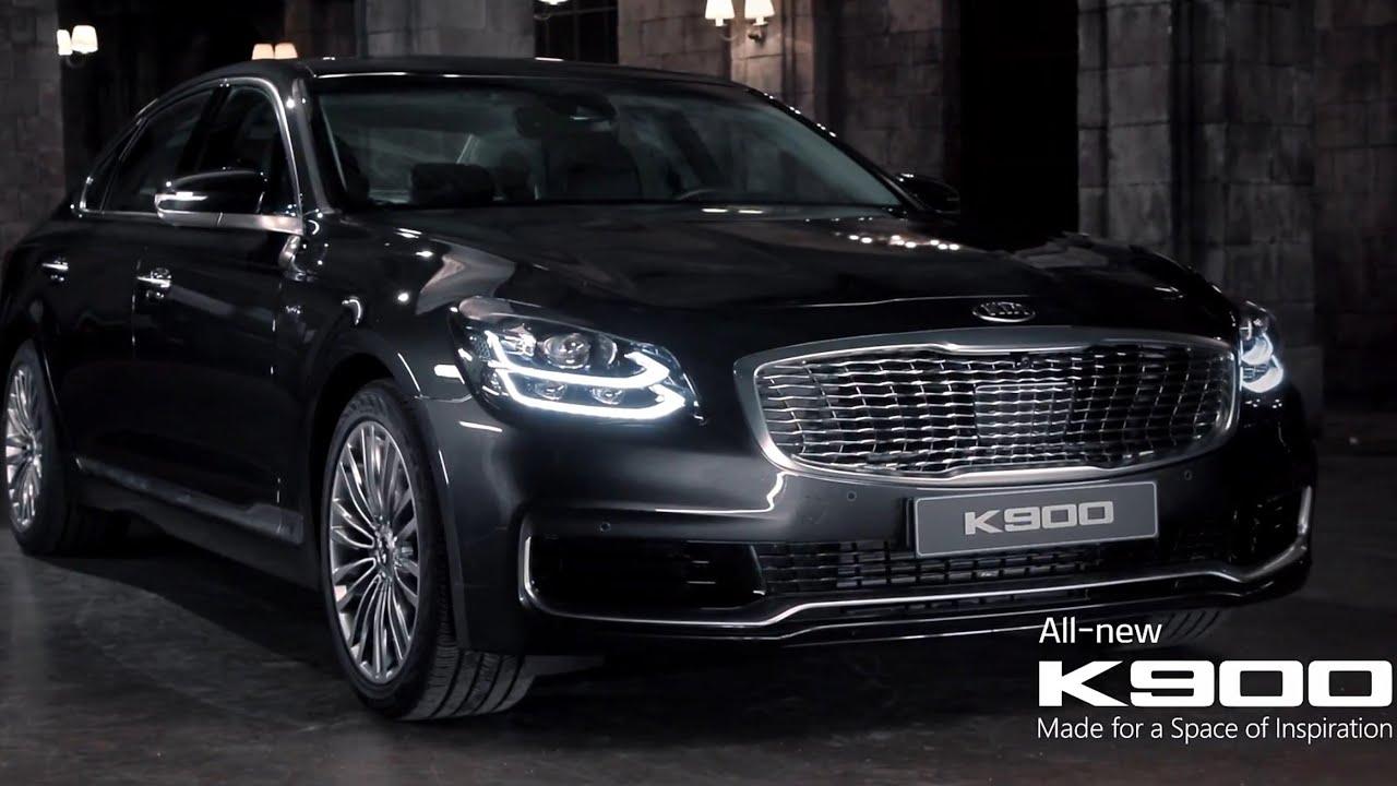Kia QUORIS (K3) 3  The Ultimate Luxury SEDAN