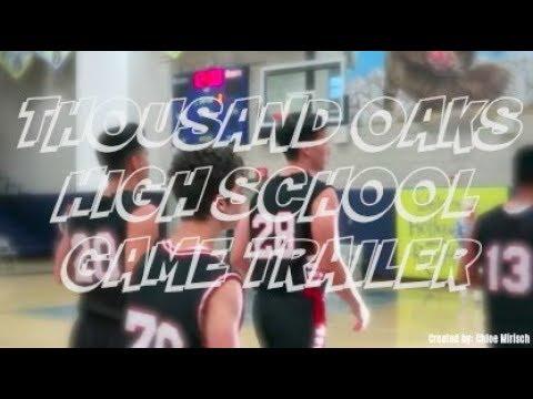 Thousand Oaks High School Game Trailer