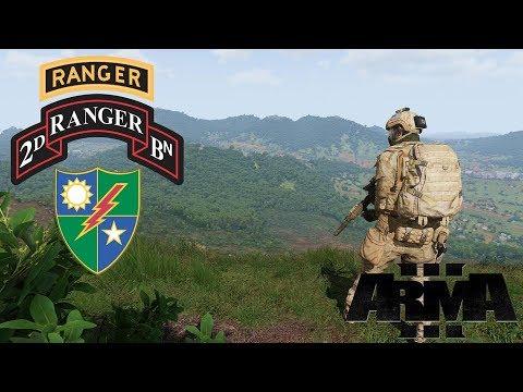 Arma 3 - 75th Rangers 2nd Battalion - Operation Horizon