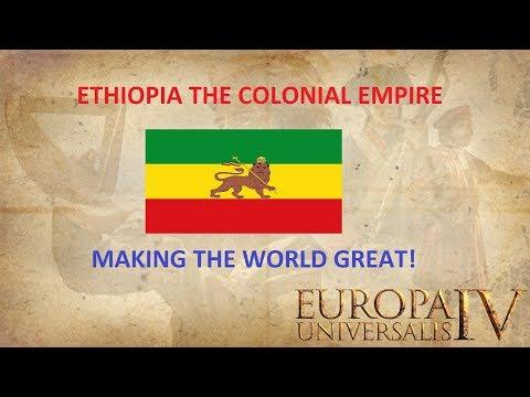 Europa Universalis IV - Ethiopia the Colonial Empire? EU4 Part 22