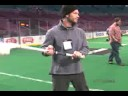 The Powell Brothers Show off Some Lacrosse Tricks