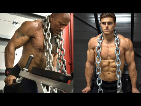 I Tried Dwayne 'THE ROCK' Johnson's Chest & Shoulder Workout! *Full Routine*