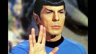 "A Short Tribute  to Actor Leonard Nimoy ""SPOCK"" who died aged 83"