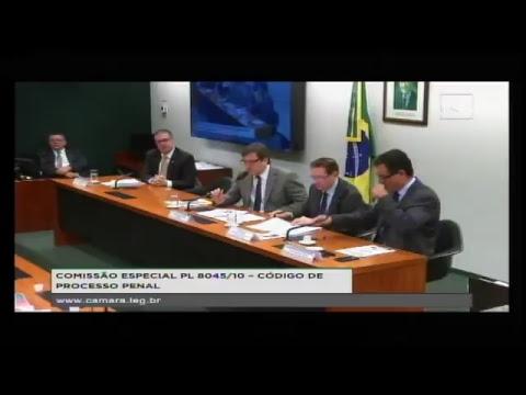 PL 8045/10 - CÓDIGO DE PROCESSO PENAL - Audiência Pública - 02/05/2017 - 15:21