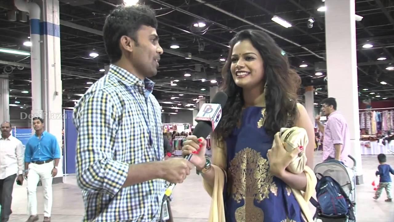 Maheswari Actress Gentleman Movie speaking to Desiplaza TV.