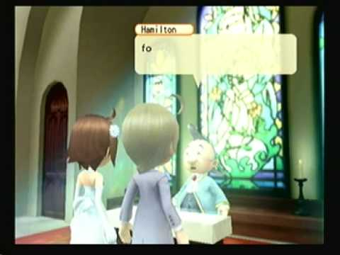 harvest moon animal parade how to get married