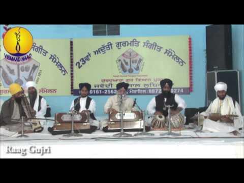 Raag Gujri : Bhai Sarabjit Singh ji Rangila  : AGSS 2014
