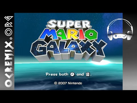 OC ReMix #2286: Super Mario Galaxy 'Fill Me Up with Snacky Happiness' [Rosalina 3] by PROTO·DOME