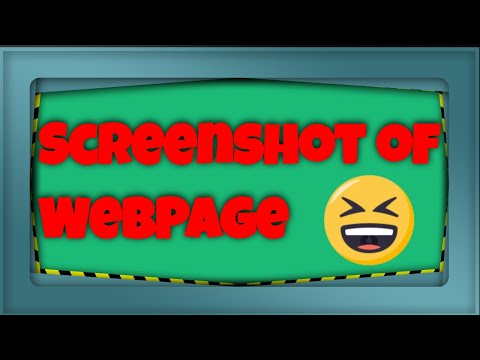 Html2canvas Example | How To Take Screenshots Of Webpages