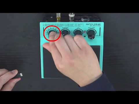 """""""Importing a Sound (SPD::ONE ELECTRO/KICK/PERCUSSION)"""" Roland SPD::ONE #07"""