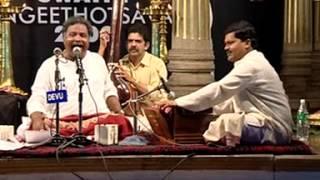 Pandit Venkateshkumar, Swathi Sangeethotsavam. Bhajan.