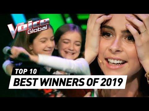 BEST WINNERS In The Voice (Kids, Senior) 2019 | The Voice Rewind